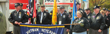 Connecticut VVA Chapter 120-25th Anniversary Parade (Photo: Anna Engle)