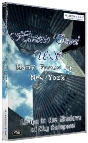Historic Travel US - Many Faces of New York DVD