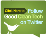 GoodCleanTech on Twitter
