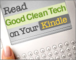 GoodCleanTech for Kindle