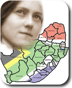 Saint Therese of lisieux south africa