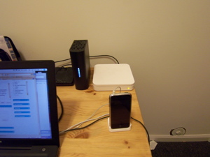 My Book and Airport Extreme