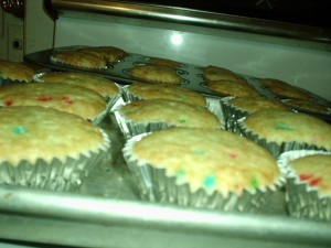 baking cupcakes without a cupcake pan