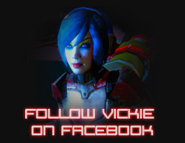 Follow Vickie on Facebook