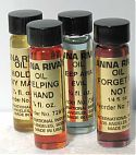 Fiery Command Anna Riva Oil Wicca 2 Drams 2dr