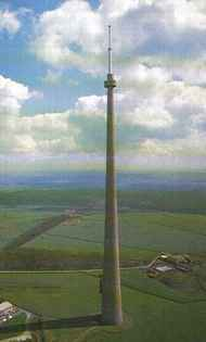 Emley Moor photo