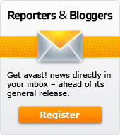 Get avast! news directly in your inbox - ahead of its general release.