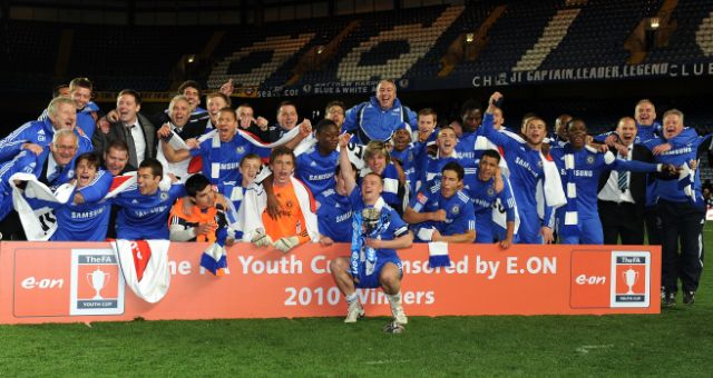 Academy win the FA Youth Cup