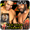 CZW Tag Team Champs - Philly's Most Wanted - Sabian and Joker