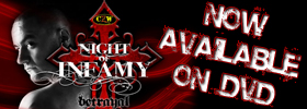 Buy CZW's Night of Infamy 9 on DVD