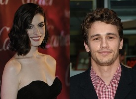 Thumbnail image for Liz Smith: Anne Hathaway and James Franco: The Perfect Oscar Hosts?