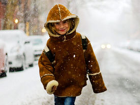 Dramatic Photos: Blizzard Hits Northeast and Mid-Atlantic