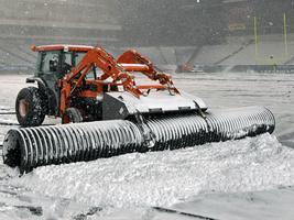 Snow Postpones Eagles-Vikings Game to Tuesday Night