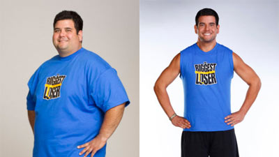 The Biggest Loser: Pay It Forward -- Before and After