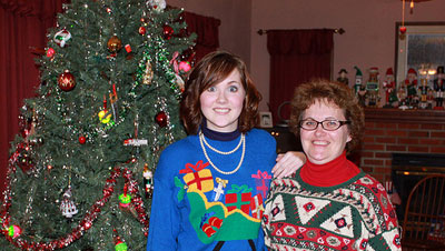 Pictures: Ugly holiday sweaters