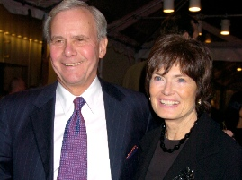 Thumbnail image for Tom Brokaw: The Woman I Love