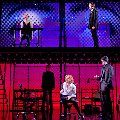 A scene from Broadway's Next to Normal