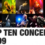 Top 10 Concerts of 2009