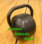 CK8 - Atomic Athletic Classic Kettlebell: Medium