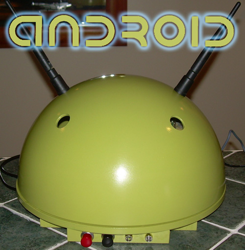 Android Case Mod