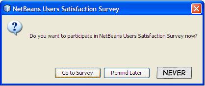 NetBeans Dialog Fix