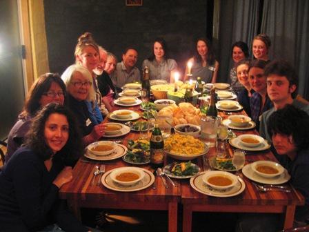 Sunday Dinner in Tassie: