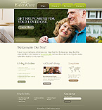 Society & Culture Website Template #11077