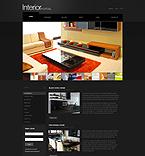 Interior & Furniture Drupal Template #508