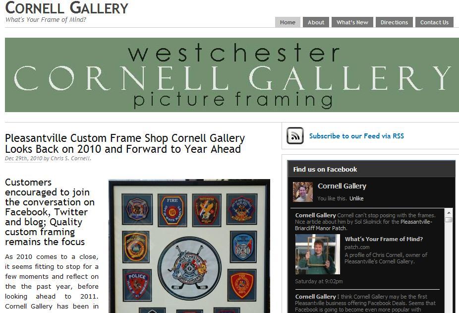 Cornell Gallery