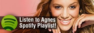 Listen to Agnes Spotify Playlist