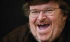 Film-maker Michael Moore