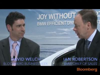 BMW's Global Strategy