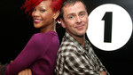 LIVE CAM: Actual Rihanna on Scott Mills