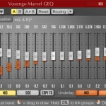 VST/AU Plugin gratuito: Marvel GEQ