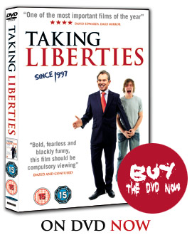 Taking Liberties - On DVD October 15