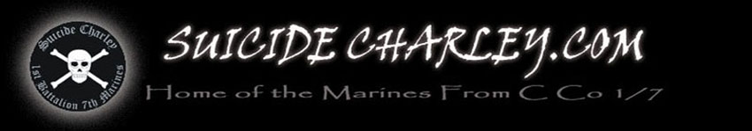 Home of the Marines of Charlie Company