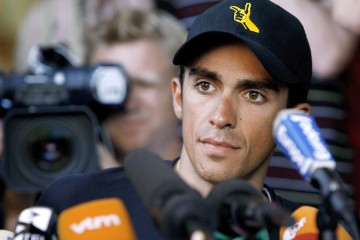Bye Bye: Contador withdraws from worlds