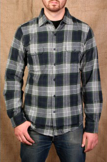 NS Plaid Shirt