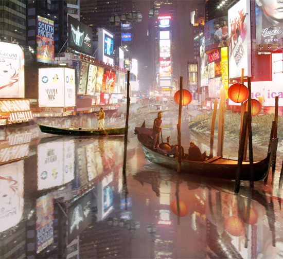 times square new york by studio lindfors