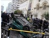 Egypt says Palestinian group behind church bombing