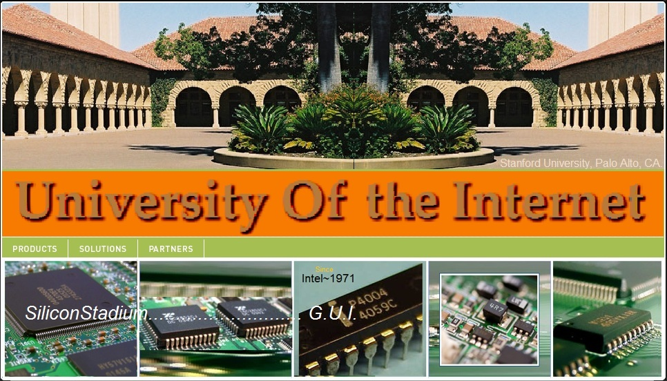 University of the Internet Intent as Immortality