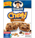 Quaker Chewy Granola Bars - S'Mores