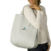 Arch Linux Embroidered Tote bag embroidered bags