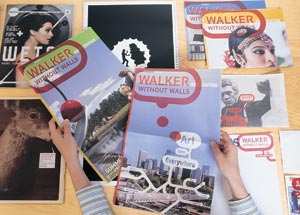 Walker Without Walls Campaign