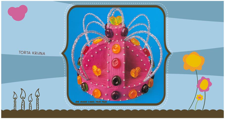 Torta Kruna