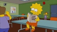 Click here to read The Noble Pursuit Of Assembling Lisa Simpson's Library