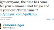 Click here to read Ramona Singer Releases Own Pinot Grigio