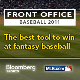 The best tool to win at fantasy baseball - Bloomberg Sports