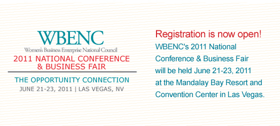 WBENC 2011 Conference