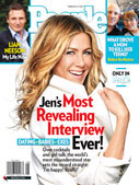 Jen's Most Revealing Interview Ever!